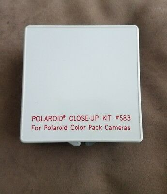 Polaroid Close Up Kit #583  For Color Pack Cameras
