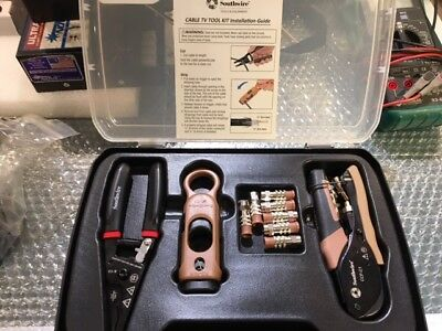 Southwire Cable TV Tool Kit KIT-C1