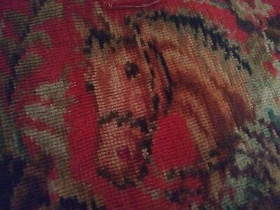 Antique Tapestry, Horse Tapestry