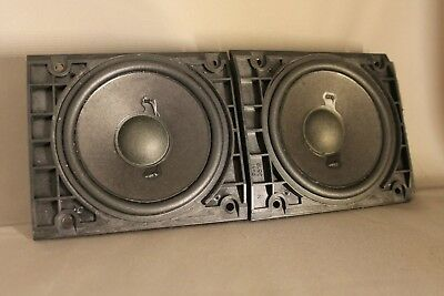 2x Bang & Olufsen Beolab 6000 woofer - Refurbished - Insured shipping  - GRADE A