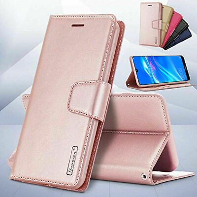 GENUINE HANMAN Wallet Leather Flip Case Cover For Samsung Galaxy A5 2017