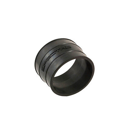 """BLACK 3/""""-3.25/"""" AIR INTAKE//PIPING RUBBER REDUCER COUPLER FOR MERCURY//LINCOLN"""