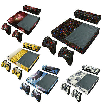 Starry Sky Console + Controller Sticker Vinyl Cover Skin for Xbox One S Rakish