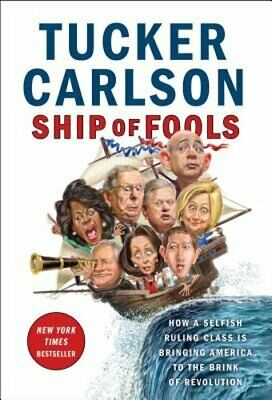 Ship of Fools: How a Selfish Ruling Class Is Bringing America to the Brink of