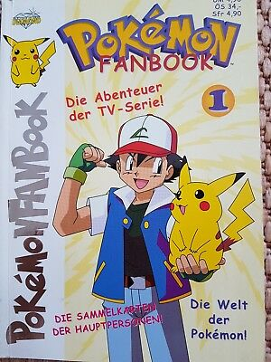 Pokemon Fanbook Nr. 1