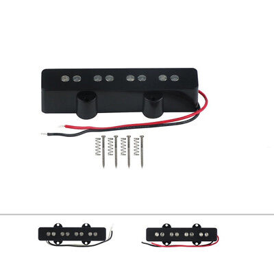 US Open Style JB Bass Pickup Neck / Bridge /Pickup Set for 4 String Jazz Bass
