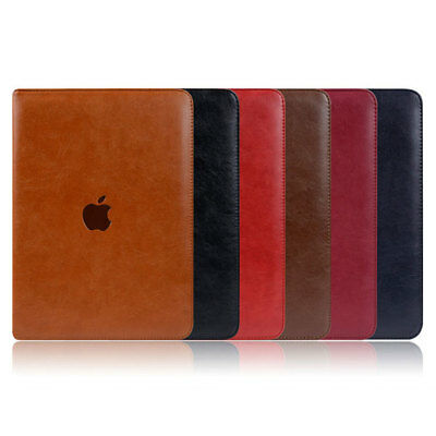 """Leather Case Shockproof Cover For New iPad 9.7"""" Air 1 2 Mini 3 4 Pro 10.5"""" Apple"""