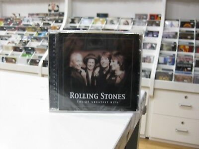 The Rolling Stones Cd Spanish The 20 Greatest Hits 2008