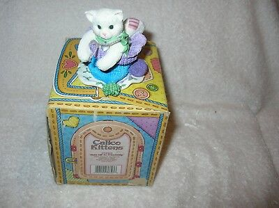 Calico Kittens, Hats Off To Friendship 1997 B/N/I/B in a Special Box
