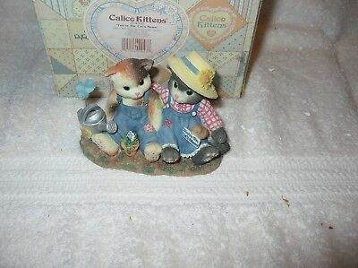 Calico Kittens, You're The Cat Meow 1997 B/N/I/B