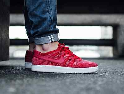 info for ca71d 53c1b NIKE TENNIS CLASSIC ULTRA FLYKNIT Trainers Retro Tennis Casual Red Various  Sizes