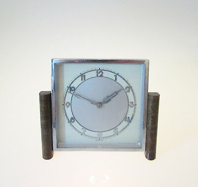 Vintage Art Deco Desk Clock
