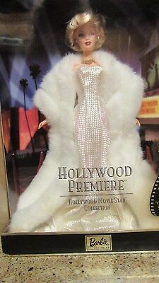 Barbie Hollywood Premiere Movie Star Collection  2000 1st in Series Monroe