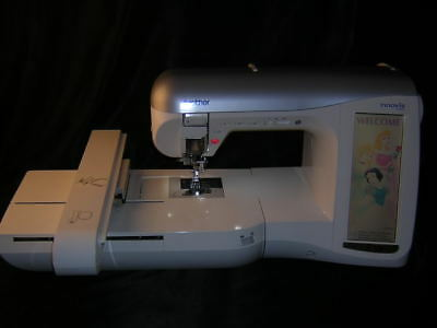 Brother Embroidery Machine Innovis 4000D With LCD Screen + Disney Designs