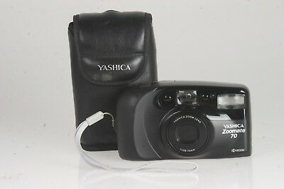 Yashica Zoomate 70 mit 38-70mm #1340174