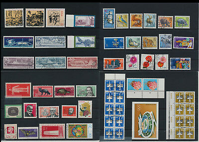 Stamps of Old Germany, DDR, Alliierte Besatzung, used,  great Lot (VQ 15)