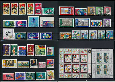 Stamps of Old Germany, DDR, Alliierte Besatzung, used,  great Lot (VQ 13)
