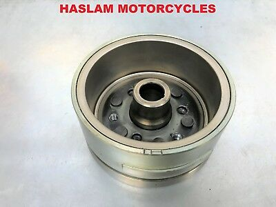 Yamaha ybr125 inj (engine number E378E-******) fly wheel rotor
