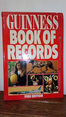 Guinness Book Of Records 1980 Edition