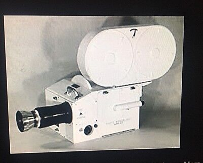 Photosonics 10B 70mm High Speed Motion Picture Military Camera RARE!