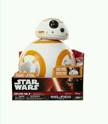 Star Wars BB8 Deluxe Big Figs Electronic 18""