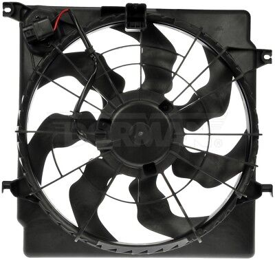Dorman Cooling Fan Assembly New for Ford Thunderbird Lincoln 620-164