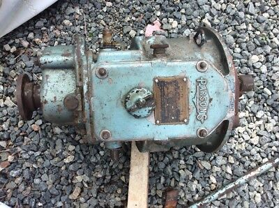 Parsons Boats Yachts marine gearbox  Reverse Gear