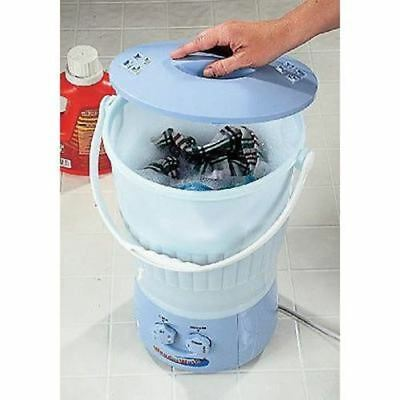 Small Mini Table Top Washing Machine Washer