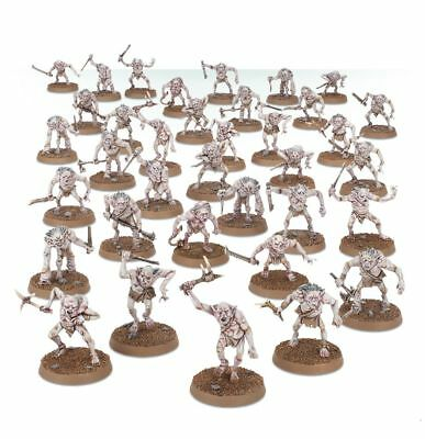 Warhammer Hobbit Goblin Warriors The Lord of the Rings plastic new