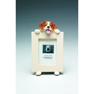 Brittany Spaniel Dog Picture Photo Frame