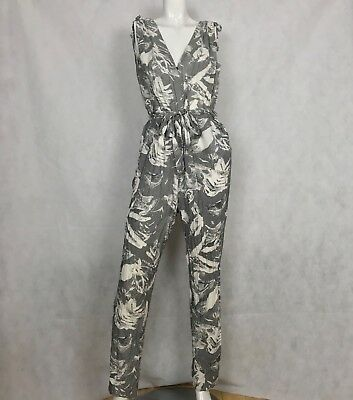dab40003402a ARMANI EXCHANGE JUMPSUIT Multi Colored Womens Size 8 (a14) -  18.28 ...