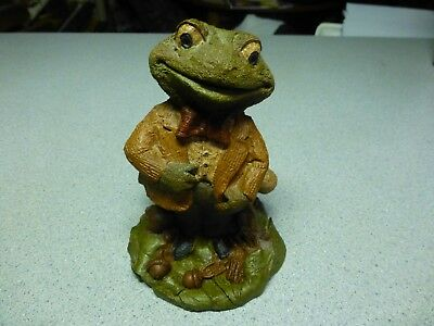 "Vintage Tom Clark ""Toad"", Wind in the Willows, Signed, 1983"