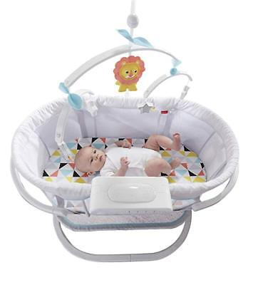 Fisher Price Soothing Motions Bassinet 55 00 Picclick