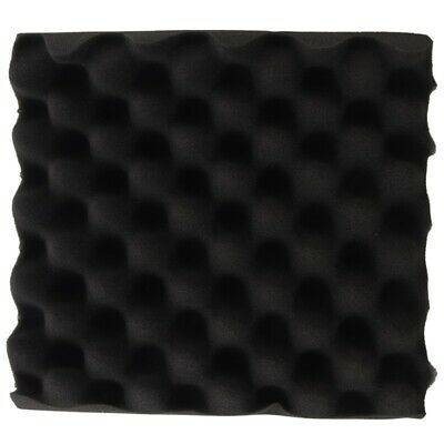 25X25X5CM Sound Insulation Foam Egg Crate Studio Acoustic Foam Sound Insulati h3