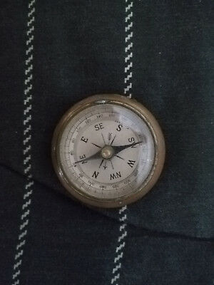 1920's Brass Scouts of America Directional Compass