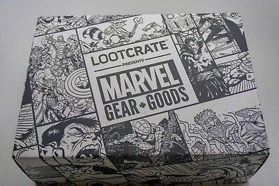 Loot Crate Marvel Black Panther ** BRAND NEW **