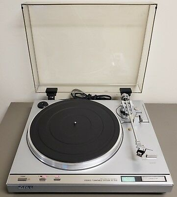 RARE! SONY PS-X45 Fully Automatic Turntable Made In Japan READ!
