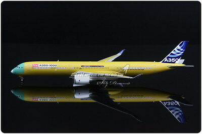 1:400 JC WINGS AIRBUS A350-1000 Passenger Airplane Plane Diecast Aircraft Model