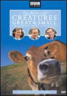 All Creatures Great & Small: The Complete Series 4 Collection [3 Discs]: Used