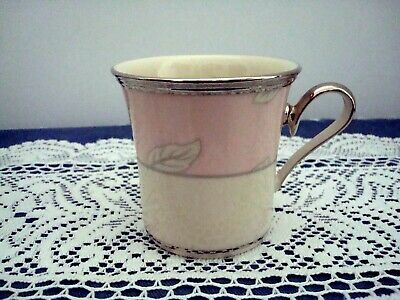 """Lenox China Dimension Collection """"Opal"""" Coffee Cup"""