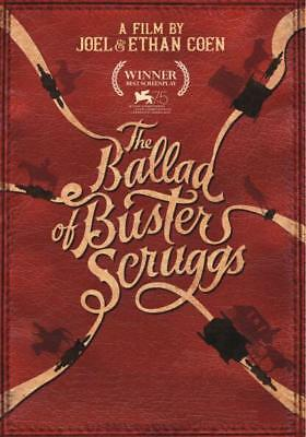 The Ballad of Buster Scruggs (2018), DVD