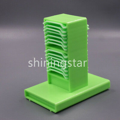 Dental Impression Tray Holder Stand  For Washing & Drying Double Side Dispenser