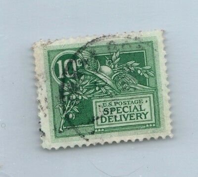 GOLDPATH US stamp SC# E7 VF USED SBH_20