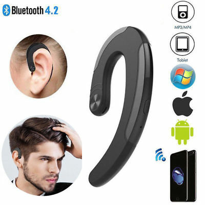 In-Ear Headphone Bluetooth Earphone Sport Stereo Wireless Earpiece Headset