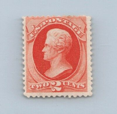 Goldpath Us Stamp Sc# 183 Hinged Average Fine Cat _Sbh_V1