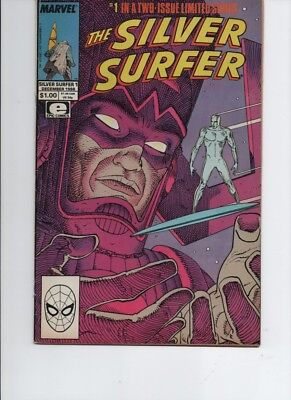 The Silver Surfer # 1 (MARVEL EPIC 1988)STAN LEE/MOEBIUS-VF