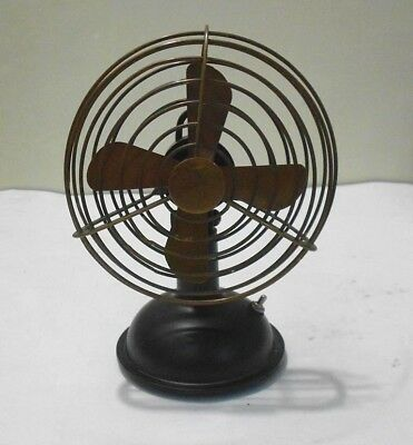 Vintage Nautical Table Fan Collectable Working Antique Table Fan In 9 Inches