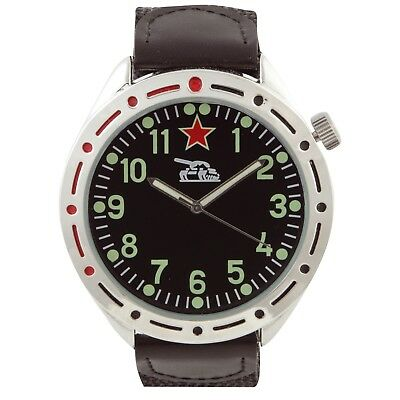 Collectible Military Wrist Watch - Soviet Ground Forces of 1980s - Unique Clock