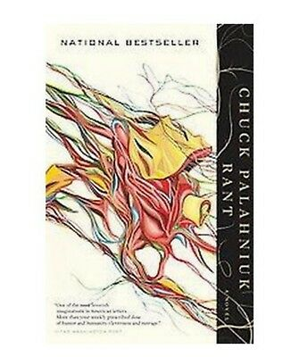 Rant : The Oral Biography of Buster Casey by Chuck Palahniuk (2008, Paperback)