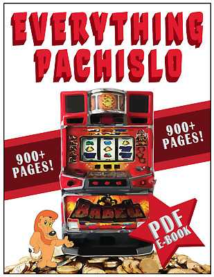 399 Pages EVERYTHING PACHISLO The only Pachislo Manual you will need PDF format